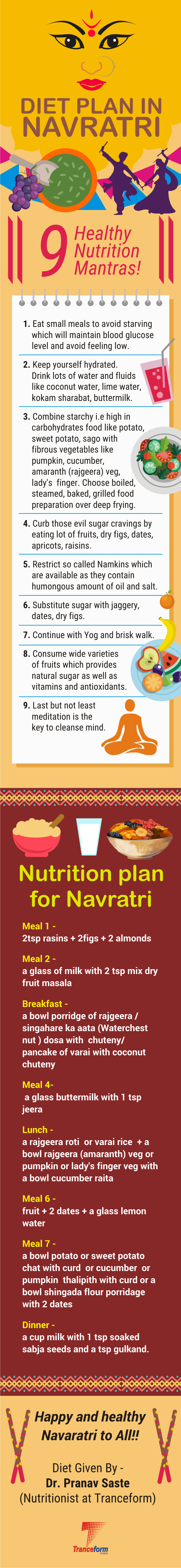navratri diet tips